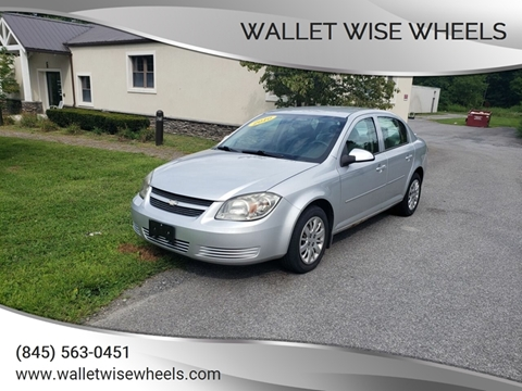 2010 Chevrolet Cobalt for sale in Montgomery, NY