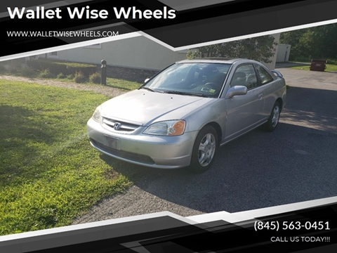 2002 Honda Civic for sale in Montgomery, NY