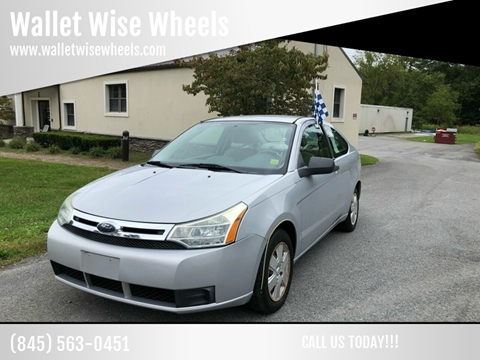 2008 Ford Focus for sale in Montgomery, NY