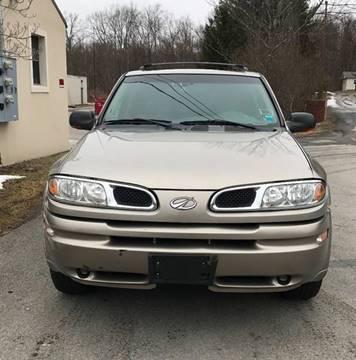 2003 Oldsmobile Bravada for sale in Montgomery, NY