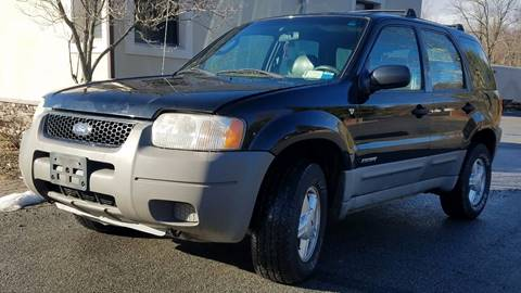 2002 Ford Escape for sale at Wallet Wise Wheels in Montgomery NY