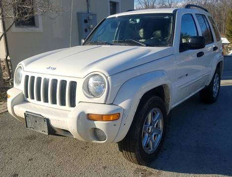 2003 Jeep Liberty for sale at Wallet Wise Wheels in Montgomery NY