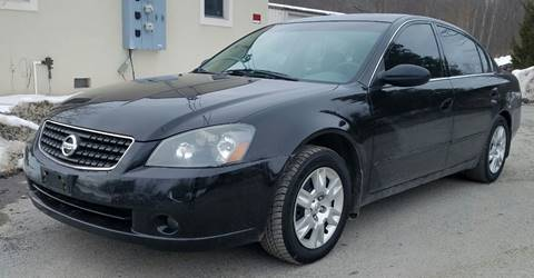 2006 Nissan Altima for sale in Montgomery, NY