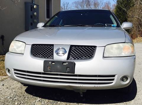 2006 Nissan Sentra for sale at Wallet Wise Wheels in Montgomery NY