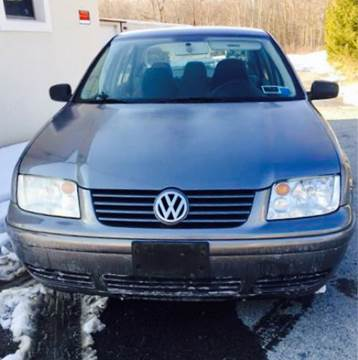 2003 Volkswagen Jetta for sale at Wallet Wise Wheels in Montgomery NY