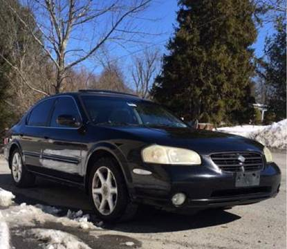 2000 Nissan Maxima for sale in Montgomery, NY