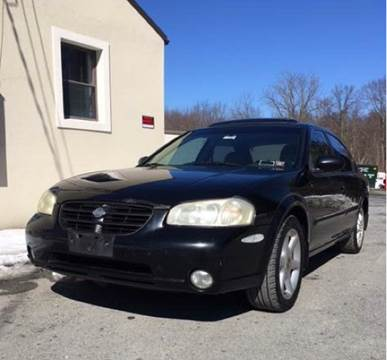 2000 Nissan Maxima for sale at Wallet Wise Wheels in Montgomery NY