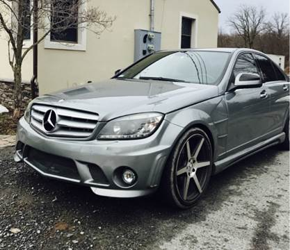 2008 Mercedes-Benz C-Class for sale at Wallet Wise Wheels in Montgomery NY