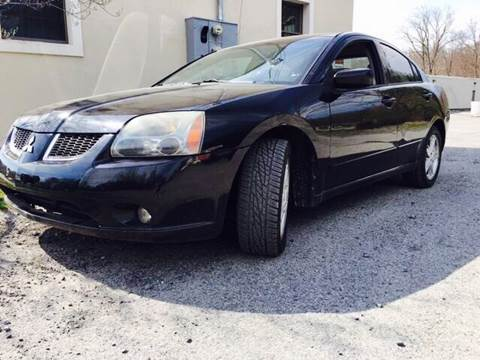 2004 Mitsubishi Galant for sale at Wallet Wise Wheels in Montgomery NY