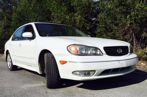 2002 Infiniti I35 for sale at Wallet Wise Wheels in Montgomery NY