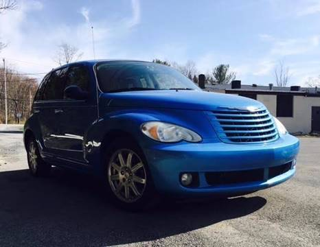 2008 Chrysler PT Cruiser for sale at Wallet Wise Wheels in Montgomery NY
