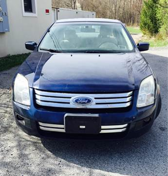 2007 Ford Fusion for sale at Wallet Wise Wheels in Montgomery NY