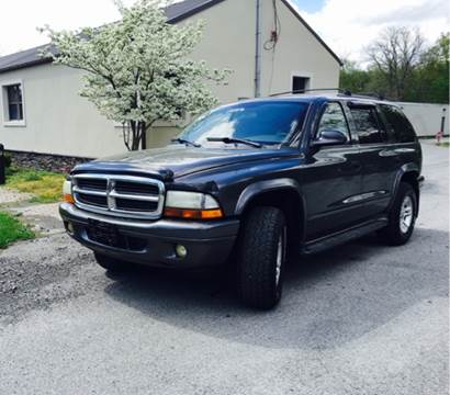 2003 Dodge Durango for sale at Wallet Wise Wheels in Montgomery NY