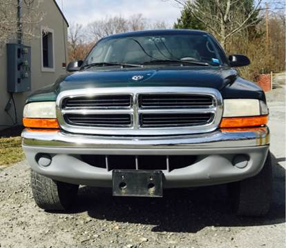 2000 Dodge Dakota for sale at Wallet Wise Wheels in Montgomery NY