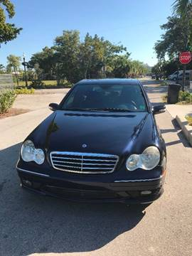 2006 Mercedes-Benz C-Class for sale in Fort Lauderdale, FL