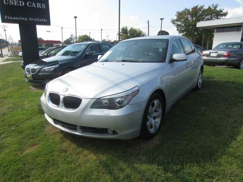 2005 BMW 5 Series for sale in Greensboro, NC
