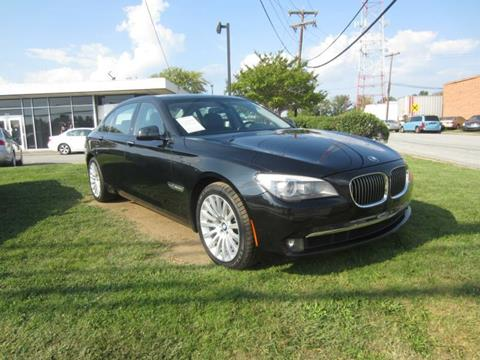 2012 BMW 7 Series for sale in Greensboro, NC