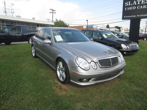 2003 Mercedes-Benz E-Class for sale in Greensboro NC