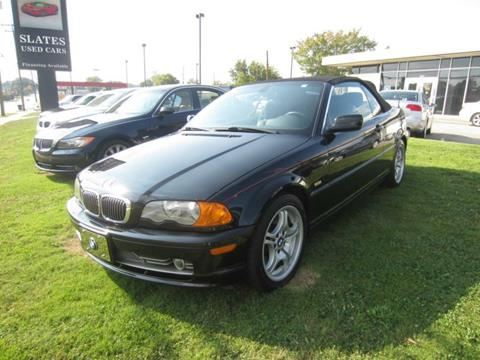 2002 BMW 3 Series for sale in Greensboro NC
