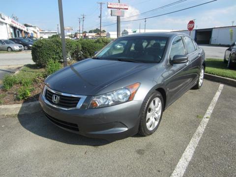 2008 Honda Accord for sale in Greensboro NC