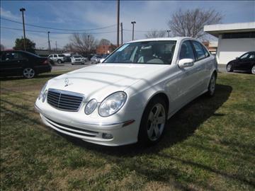 2006 Mercedes-Benz E-Class for sale in Greensboro, NC