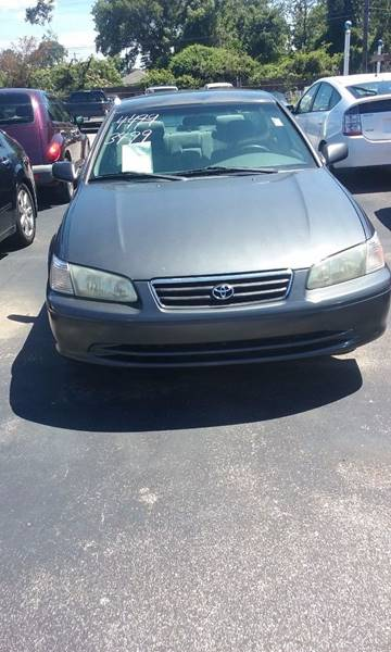 2000 Toyota Camry For Sale At Nice Auto Sales In Memphis TN