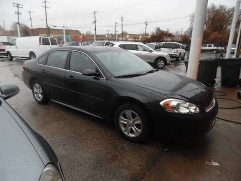 2012 Chevrolet Impala for sale at Nice Auto Sales in Memphis TN