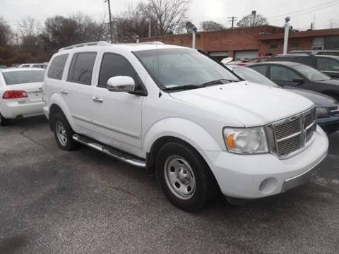 2008 Dodge Durango for sale at Nice Auto Sales in Memphis TN
