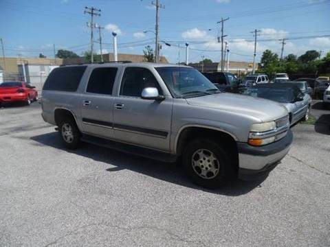 2005 Chevrolet Suburban for sale at Nice Auto Sales in Memphis TN