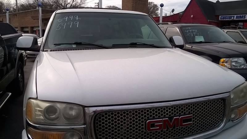 2001 gmc yukon xl denali in memphis tn nice auto sales. Black Bedroom Furniture Sets. Home Design Ideas