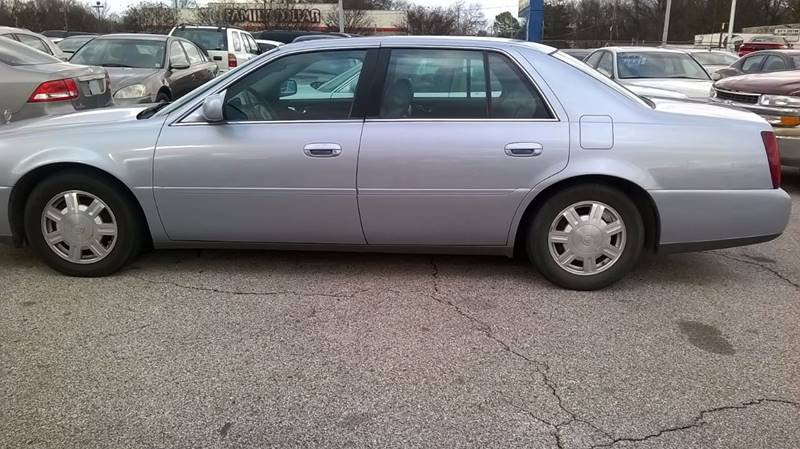2004 cadillac deville in memphis tn nice auto sales. Black Bedroom Furniture Sets. Home Design Ideas