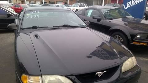 1998 Ford Mustang for sale in Memphis, TN