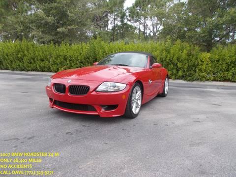 2007 BMW Z4 M for sale in Port Saint Lucie, FL