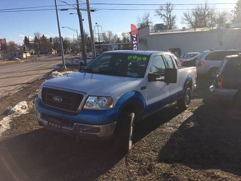 2004 Ford F-150 for sale in Great Falls, MT
