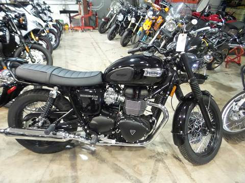 2016 Triumph Bonneville for sale in San Antonio, TX