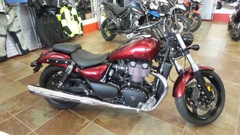 2016 Triumph Thunderbird for sale in San Antonio, TX