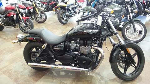 2016 Triumph Speedmaster for sale in San Antonio, TX