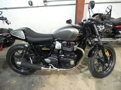 2017 Triumph Bonneville for sale in San Antonio, TX