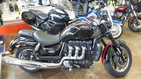 2017 Triumph Rocket III for sale in San Antonio, TX