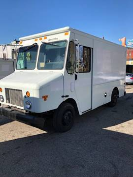 2004 Freightliner MT45 Chassis for sale in Worcester, MA