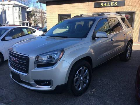 2015 GMC Acadia for sale in Worcester, MA
