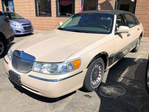 1999 Lincoln Town Car for sale in Worcester, MA