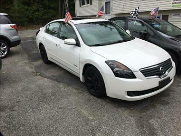 2008 Nissan Altima Hybrid for sale in Worcester, MA