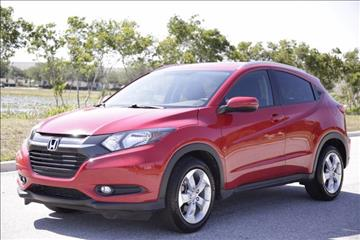 2016 Honda HR-V for sale at ATLAS AUTO in Venice FL