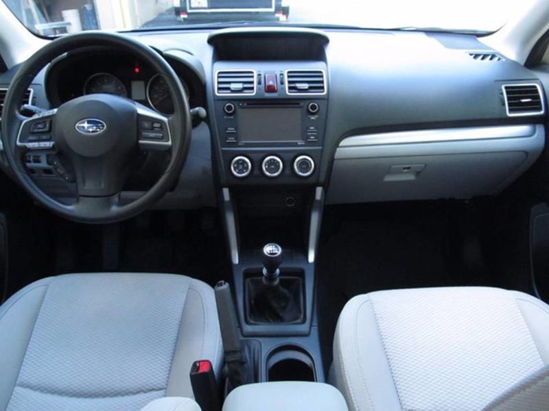 2016 Subaru Forester for sale at ATLAS AUTO in Venice FL
