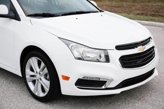 2015 Chevrolet Cruze for sale at ATLAS AUTO in Venice FL