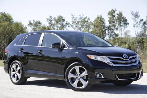 2014 Toyota Venza for sale at ATLAS AUTO in Venice FL