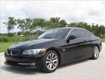 2011 BMW 3 Series for sale at ATLAS AUTO in Venice FL