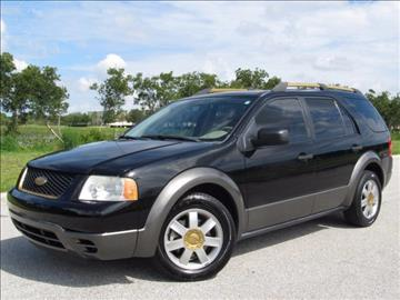 2006 Ford Freestyle for sale at ATLAS AUTO in Venice FL
