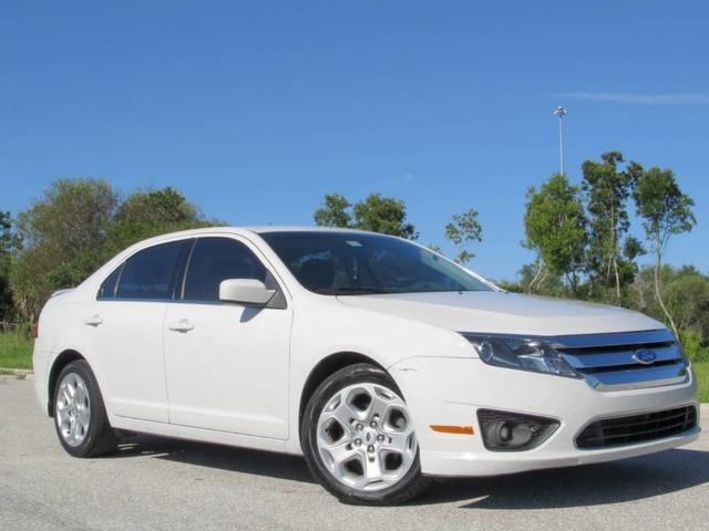 2011 Ford Fusion for sale at ATLAS AUTO in Venice FL